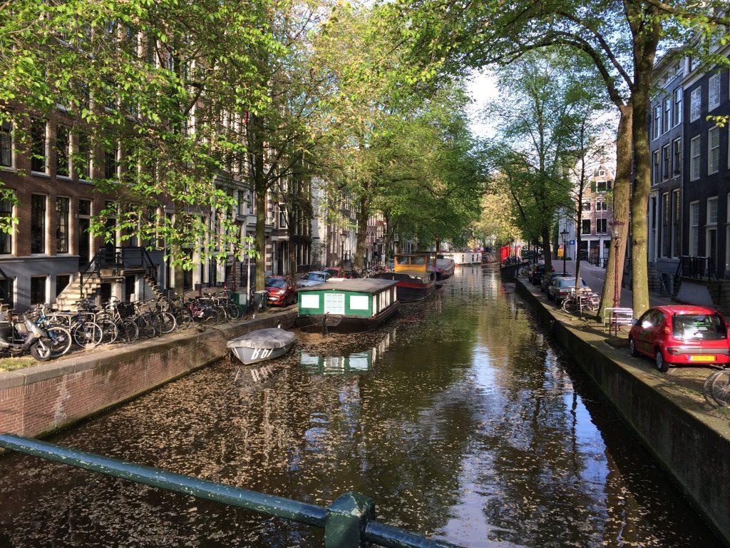 Amsterdam seyahat rehberi