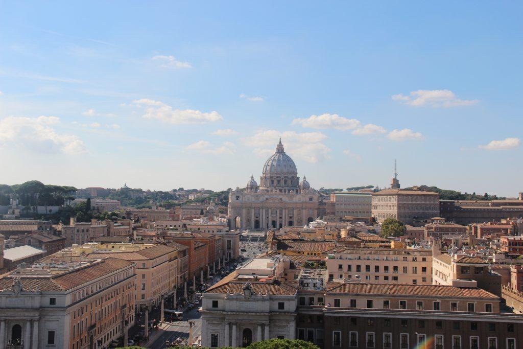 Vatikan seyahat rehberi