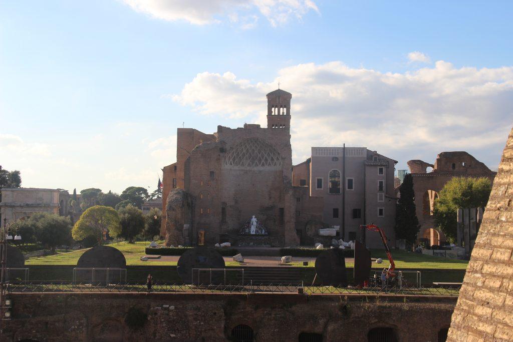 Roma seyahat rehberi